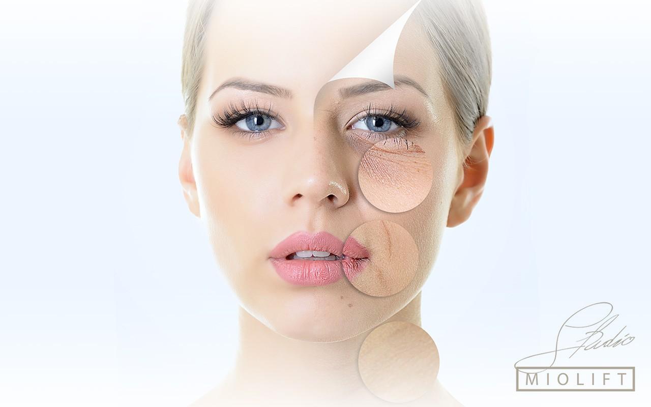 Hemijski piling, tretmani lica, anti-aging
